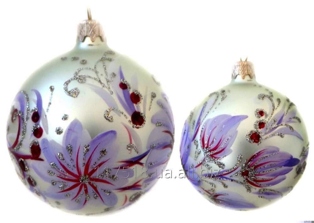 Игрушка елочная Decorated ornaments К-308
