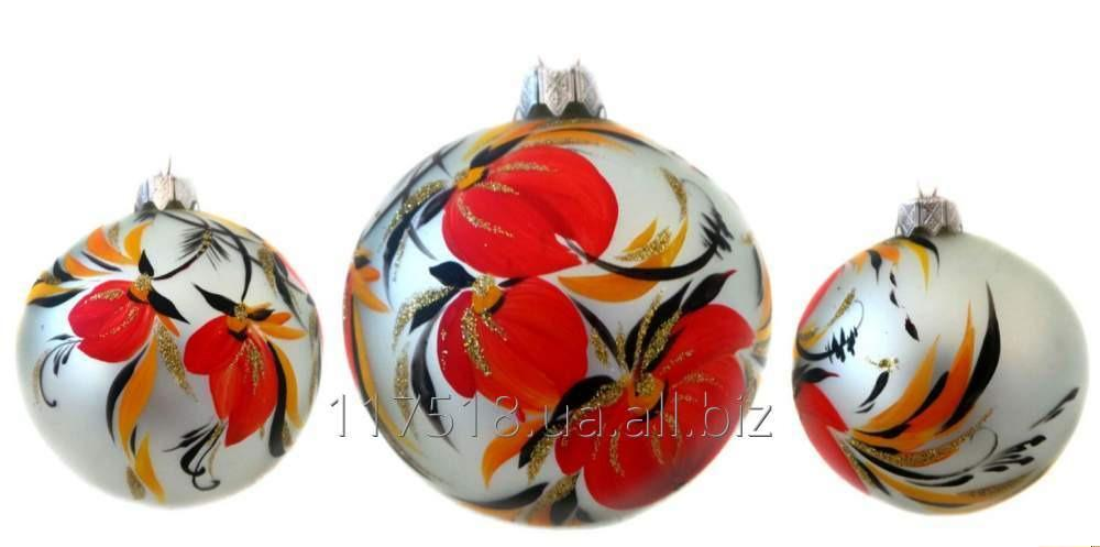 Игрушка елочная Decorated ornaments К-306