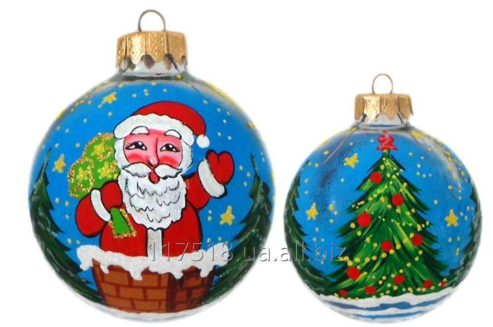 Buy Toy fir-tree Santa C-459