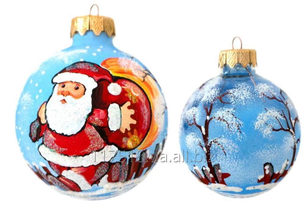 Buy Toy fir-tree Santa C-461