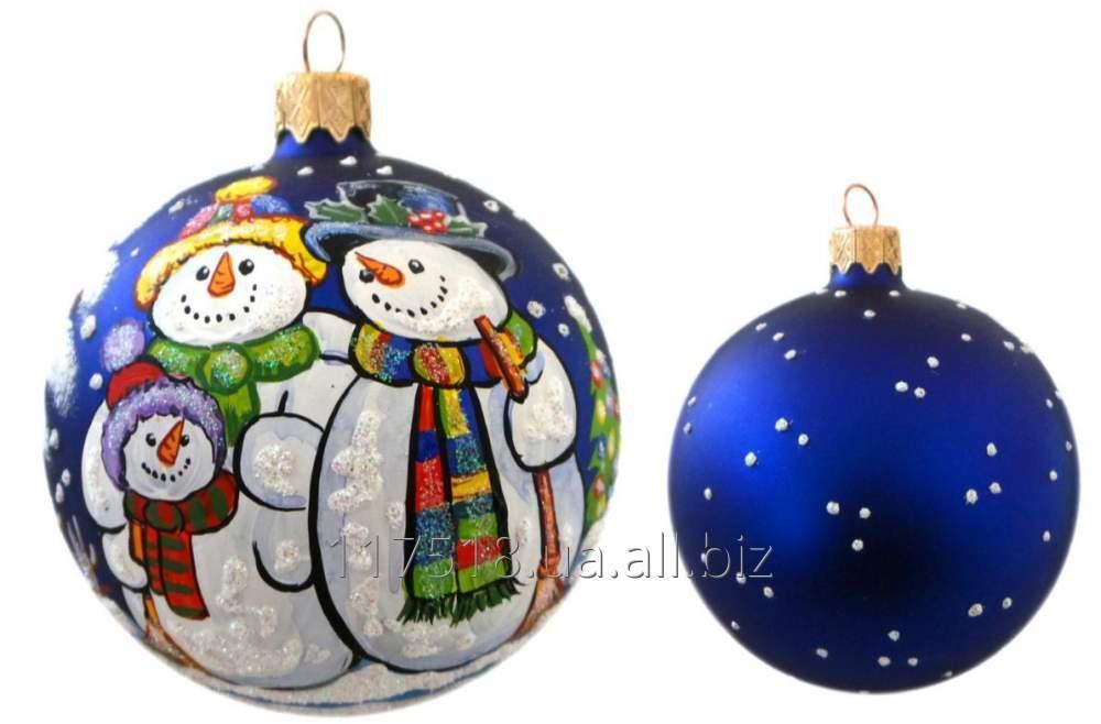 Buy Christmas tree decoration Snowman of K-418