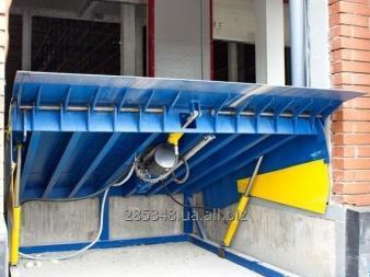 Уравнительные платформы (Dock Leveler)