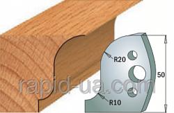 Купить Комплекты фигурных ножей CMT серии 690/691 #570 690.5700000000001