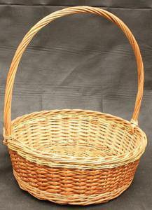 Купить Корзина для подарков плетеная