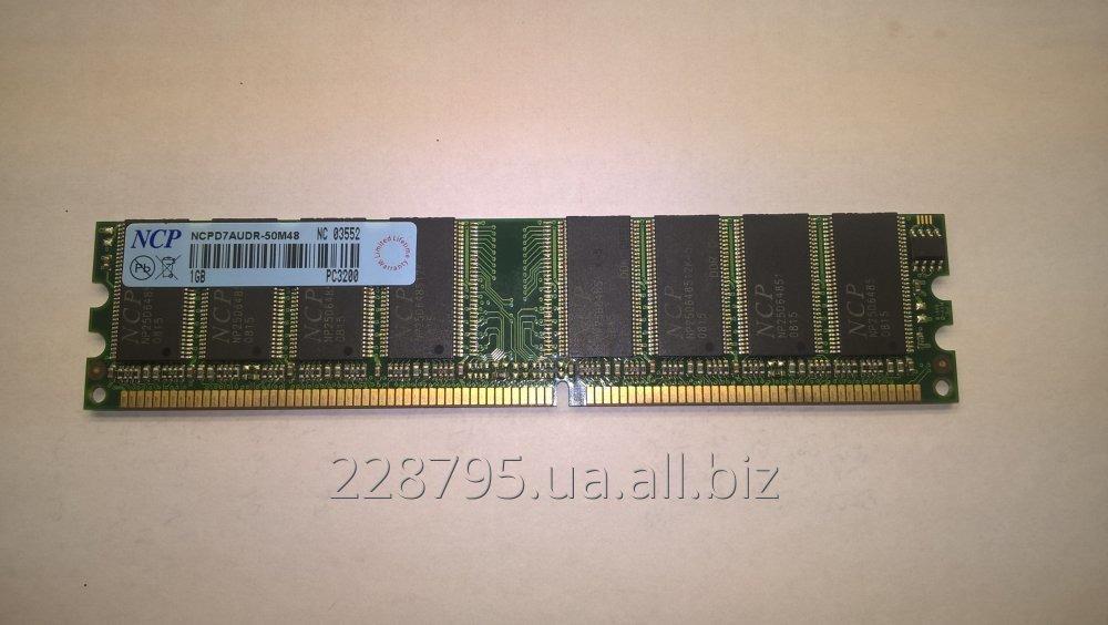 Оперативная память NCP DDR, 1 Gb, PC 3200