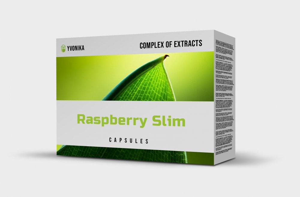 Средство Raspberry Slim разбери слим для похудения