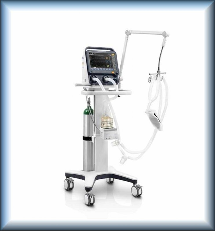 Buy The device for artificial ventilation of easy MINDRAY SV-300