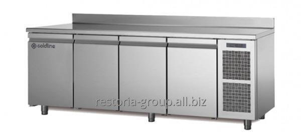Стол холодильный Coldline TA21/MQX (C БОРТОМ)
