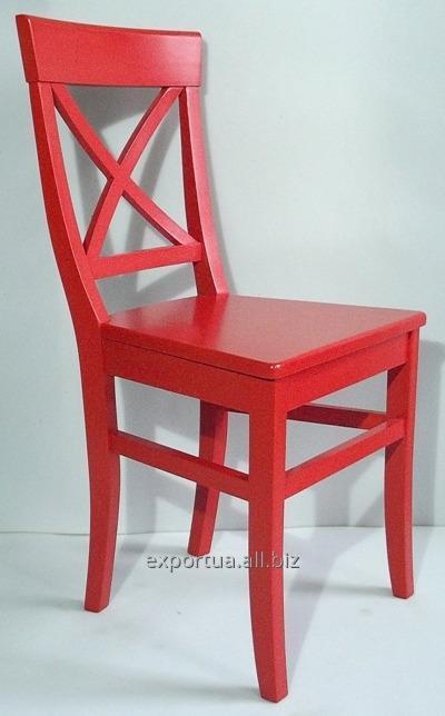 Les chaises de cuisine