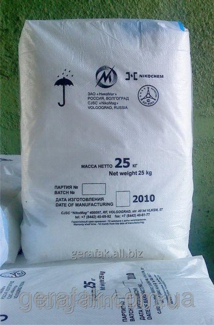 Купить Магний хлористый (Бишофит) Одесса