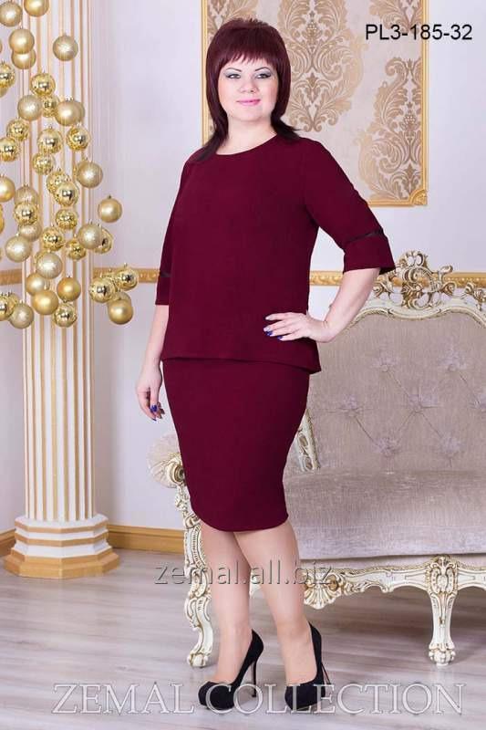 Женский трикотажный костюм PL3-185