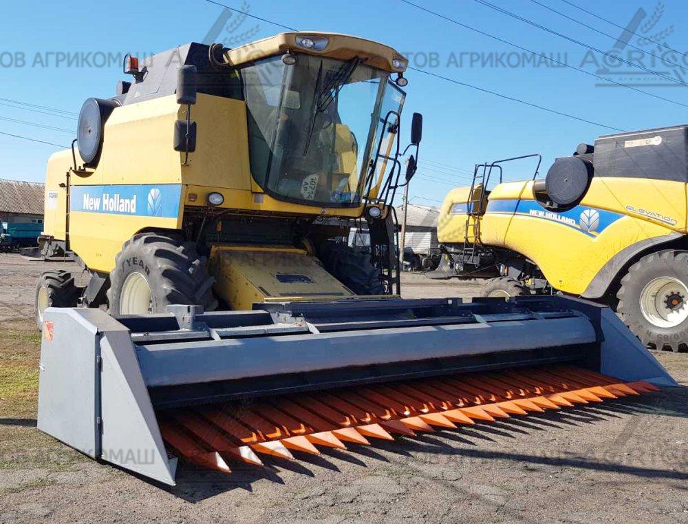 Buy Reaper for sunflower ZHNS-6 Harvesters John Deere, New Holland