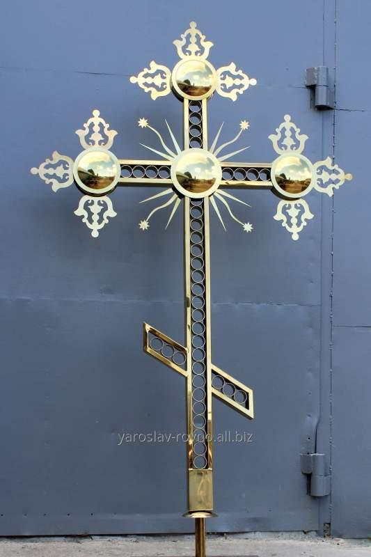Купить Крест накупольный № 005