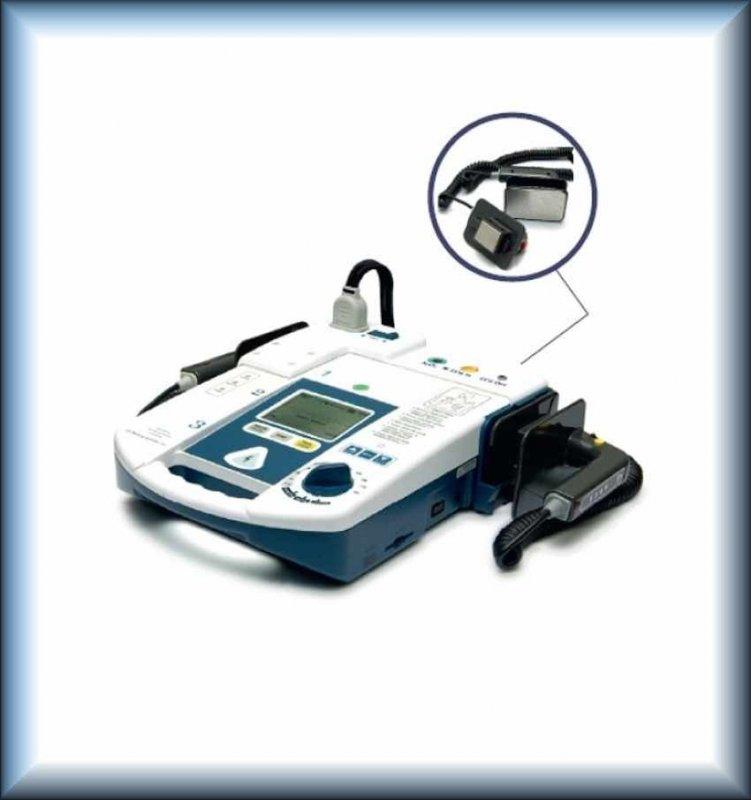 Дефибриллятор-монитор CU Medical System PARAMEDIC CU-ER5