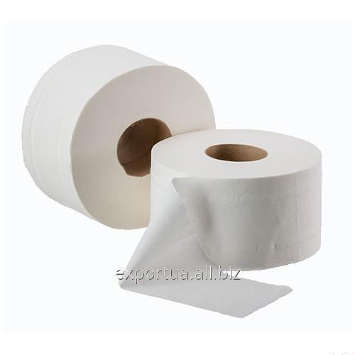 Acheter Jumbo-Luxe papier toilette blanc, 100 m. Beam (6 Rolls / paquet).
