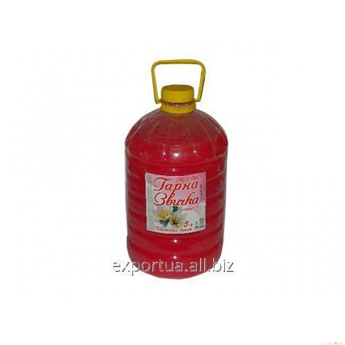 "Acheter Savon liquide ""bonne habitude"" (Garna Zvichka), bouteille PET 5l."