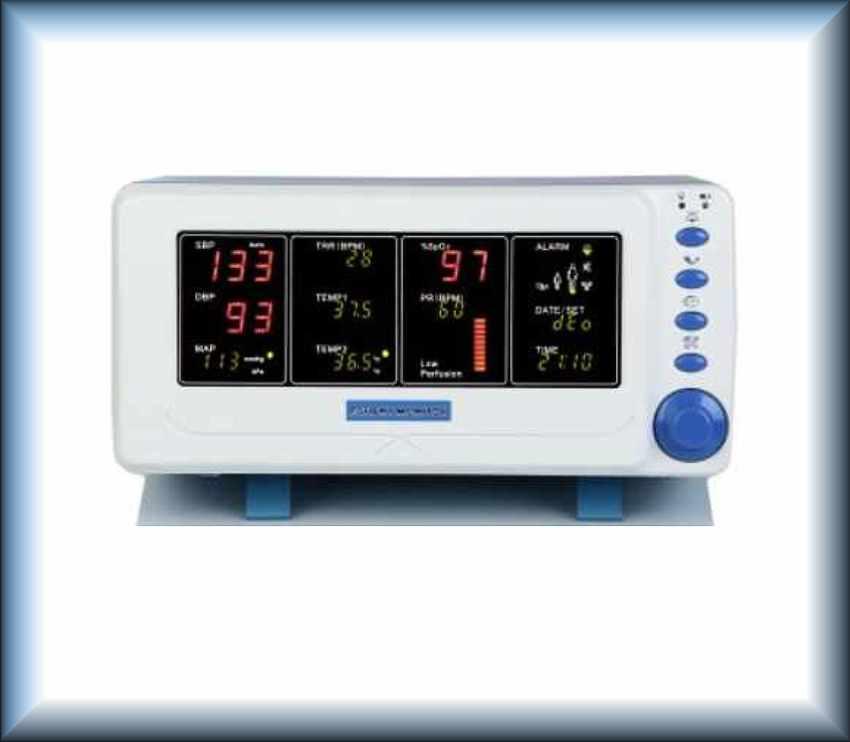 Купить Прикроватный монитор пациента HEACO G2A
