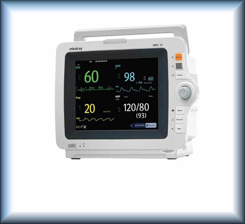 Монитор пациента MINDRAY IMEC10