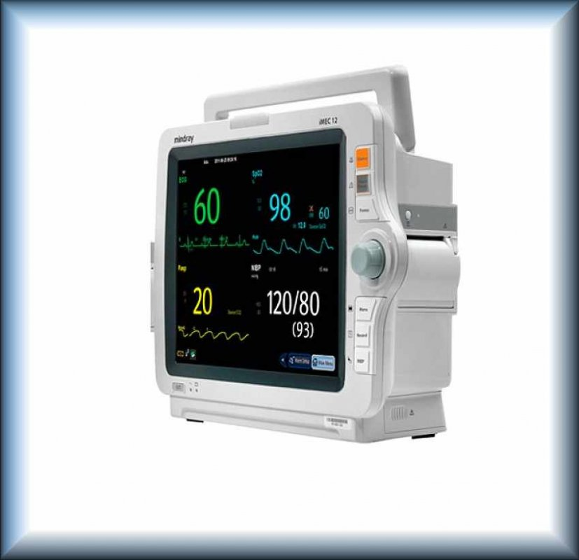 Монитор пациента MINDRAY IMEС12