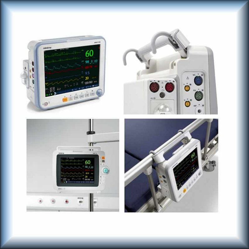 Monitor of the patient of MINDRAY IPM10