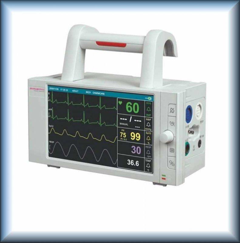 심장 모니터링 설비
