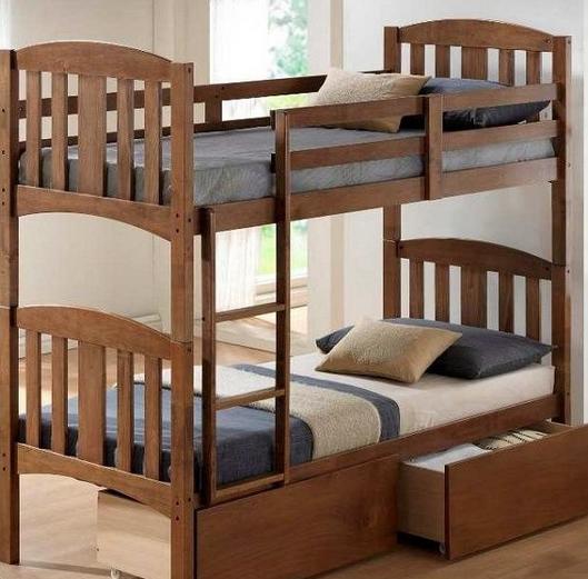 Купить Кровати из натурального дерева