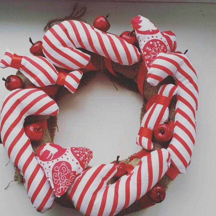 Купить Венок рождественский
