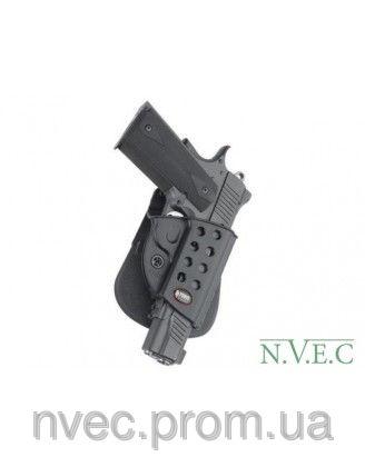 Купить Кобура Fobus для Форт-12, 14, Colt 1911 с регулируемым по ширине креплением на ремень