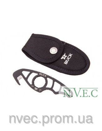 Купить Нож Buck PakLite Guthook, w / Black Traction Coat (499BKG2)