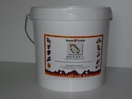 Купить Огнезащитное покрытие Polylack-A для защиты стальных конструкций, белого цвета