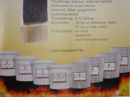 Купить Огнезащитное покрытие для дерева Polylack Wood Bianko