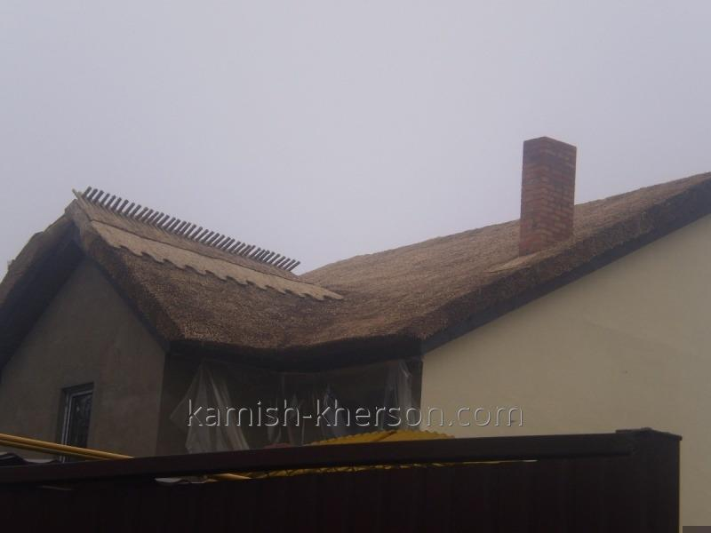 Камышовая крыша 2560 x 1920