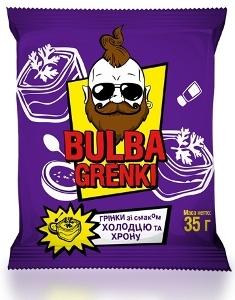Купить Грінки ТМ «BULBA GRENKI»
