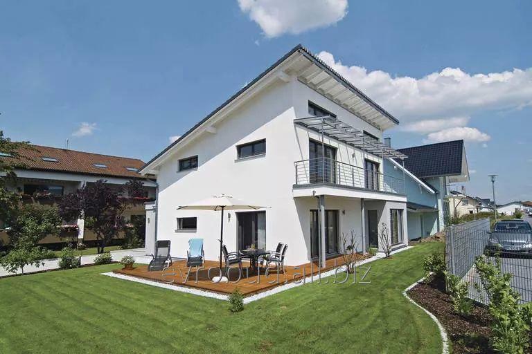 Купить Строительство домов из газобетона