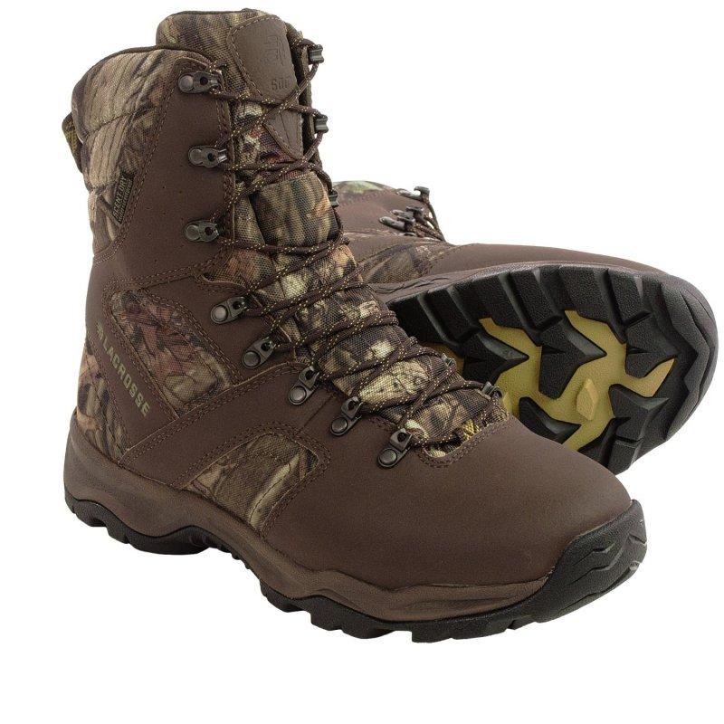 "Ботинки для охоты утепленные LaCrosse Quick Shot 8"" Mossy Oak Hunting Boots"
