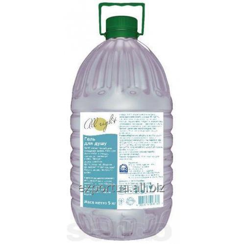 Acheter HELPER Douche ALL RIGHT Gel 5 litres