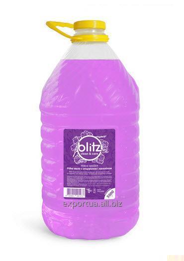 Acheter BLITZ savon liquide bouteille PET 5 l