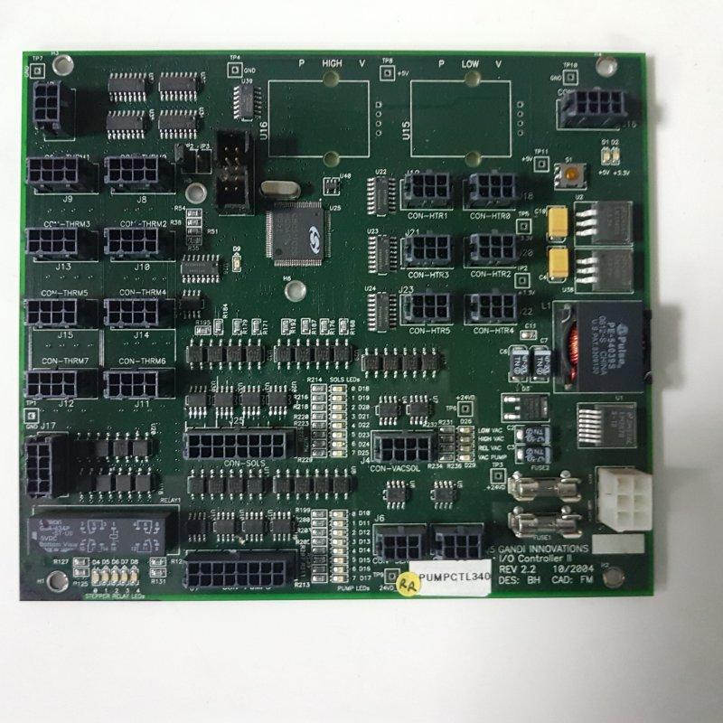 Купить Gandinnovations Jeti 3300 I/O CONTROLLER II (PUMPCTL340)