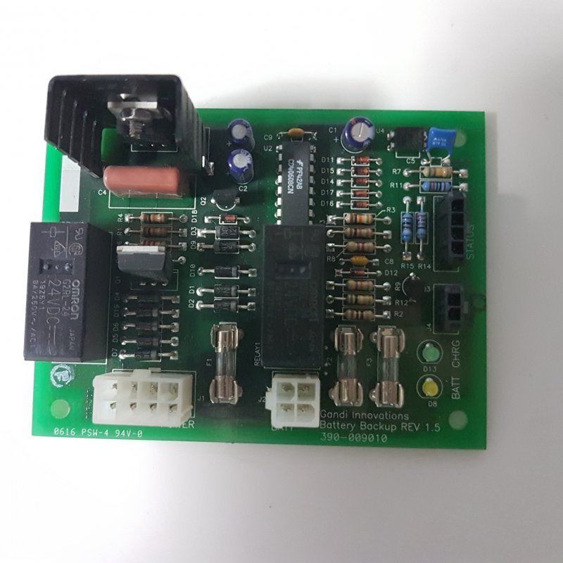 Купить Gandinnovations Jeti 3300 Battery Backup REV 1.5 0616 PSW-4 94V-0