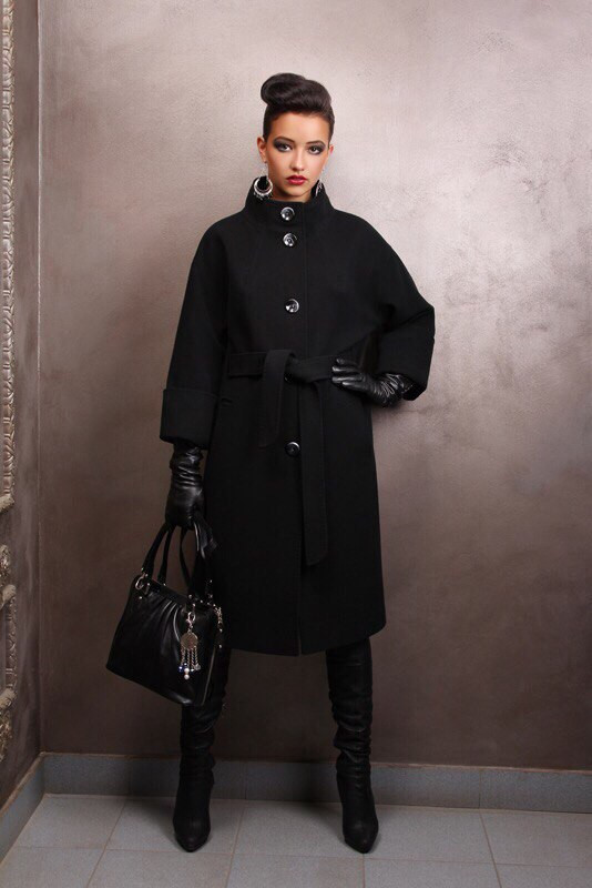 """Купить Стильное молодежное пальто """" Классика """" Dress Code"""