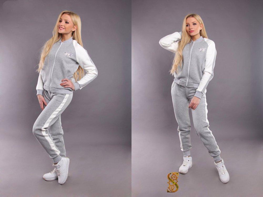 Купить Женский спортивный костюм для пышных дам