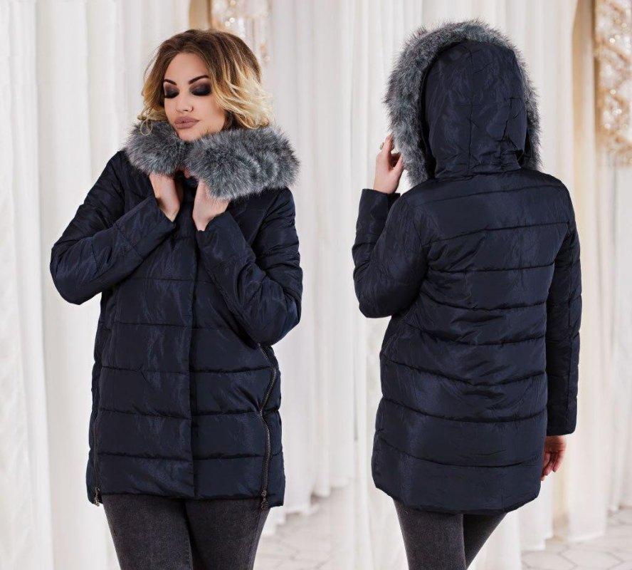 Купить Стильная молодежная куртка + батал