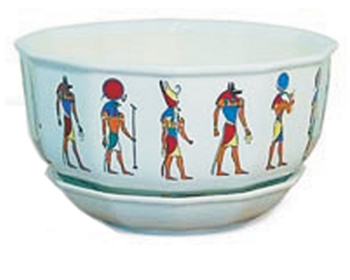 Купить Вазон Сонет белый фараон
