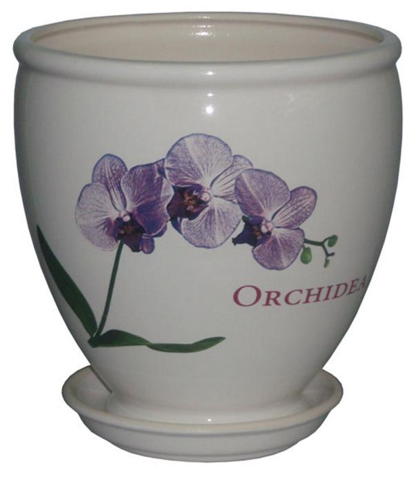 Купить Вазон Бутон orhidea