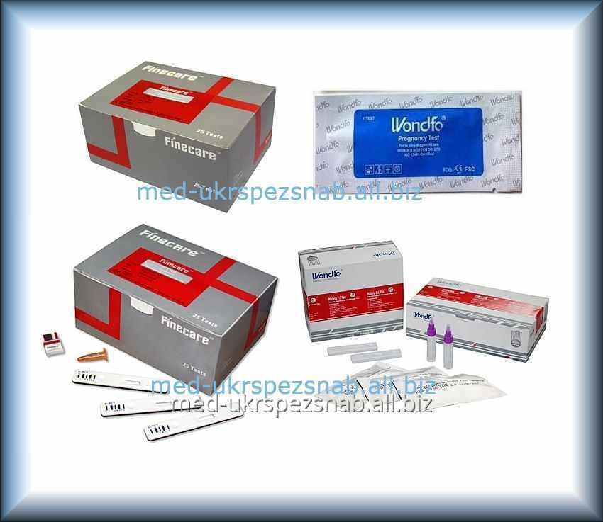 Количественный экспресс-тест Wondfo Finecare™для мозгового натрийуретического пептида (NT-proBNP)