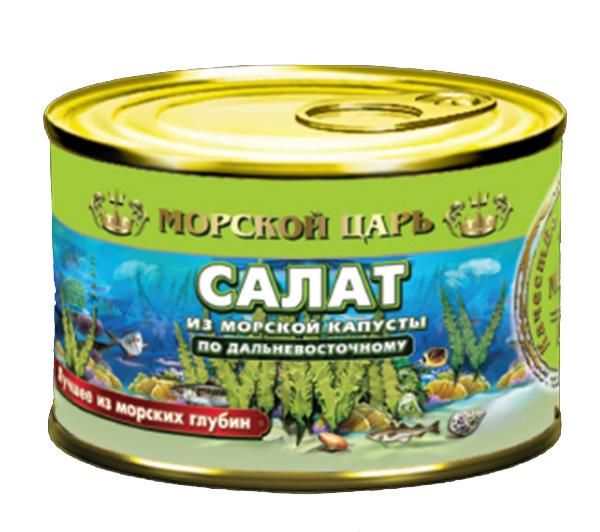 Салат из морской капусты гост или ту действующий