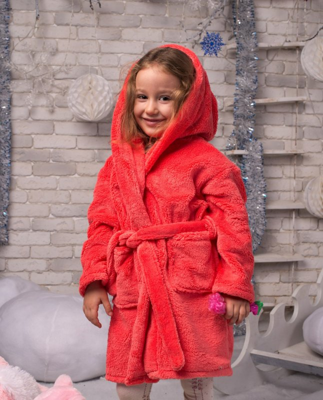 """Купить Детский халат """" Kids Ушки """" Dress Code"""