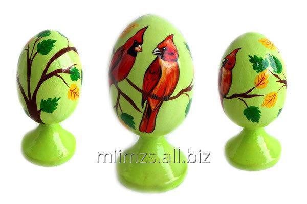 Купить Яйцо деревянное Animals Р - 63
