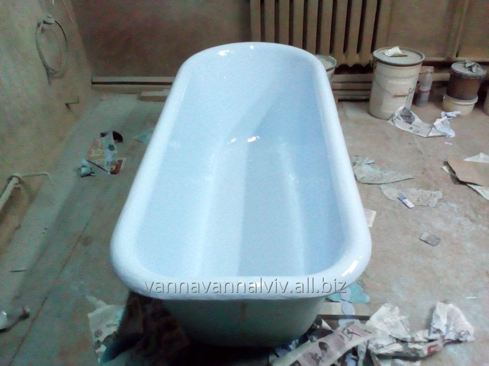 Купити Реставрація ванн Відновлення ванн