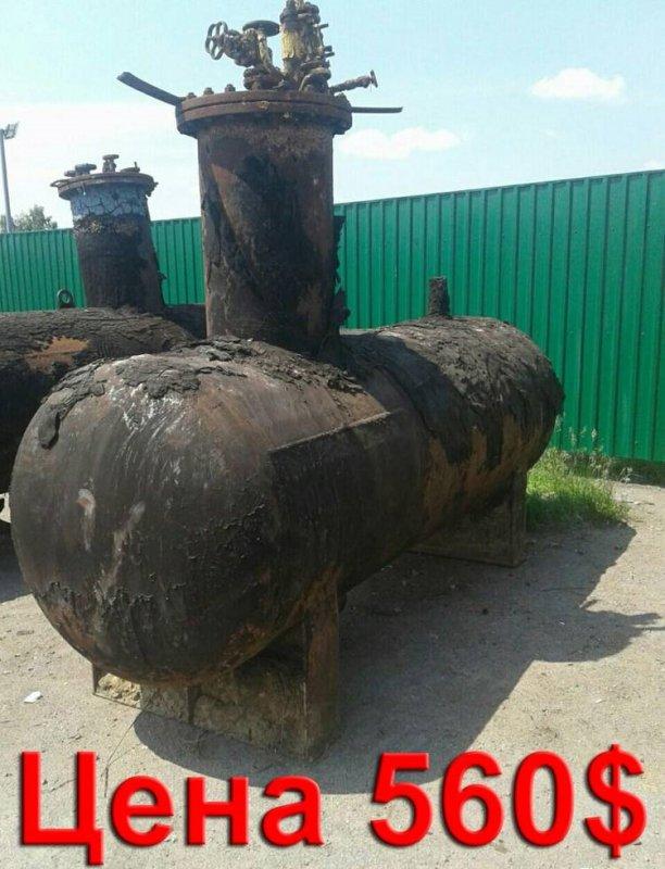 Резервуар, емкость, газгольдер, бочка 2,7 куба. б.у. пропан